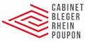 Cabinet Bleger-Rhein-Poupon logo