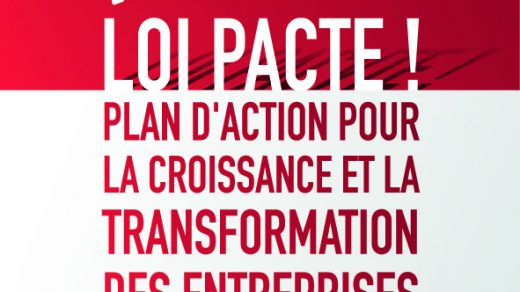 Logo LOI PACTE
