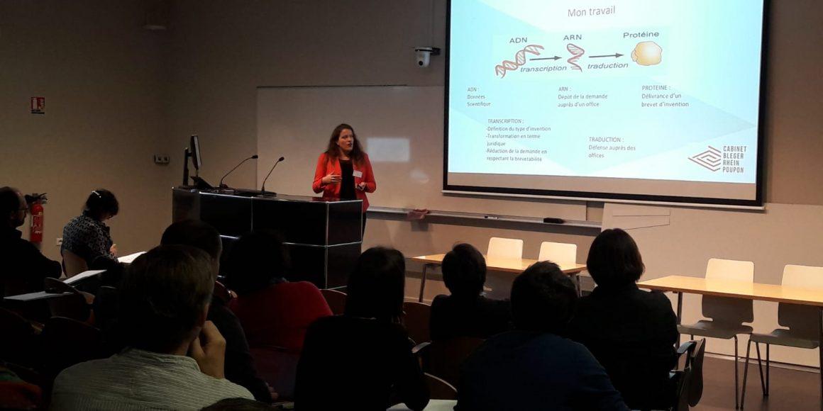 Charlene KARTEN en conférence